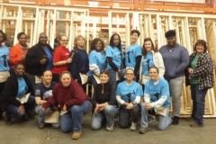 women build 7
