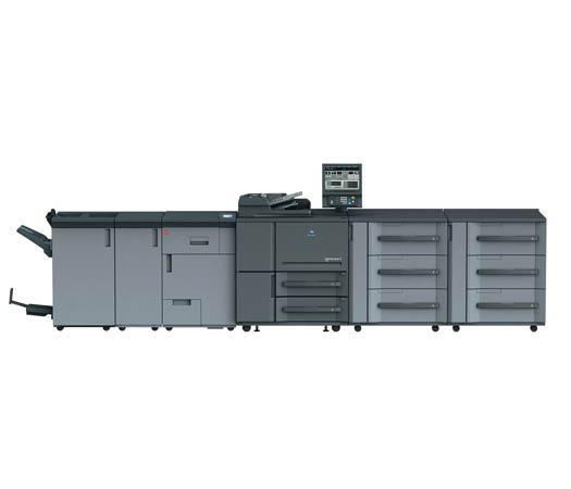 Bizhub Press 1250 (B/W)
